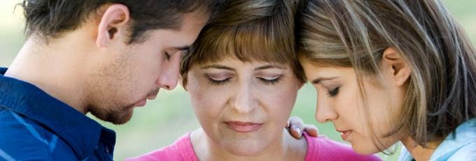 Поддержка близких и родственников зависимого человека