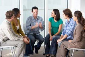 Терапевтические группы для родственников зависимых