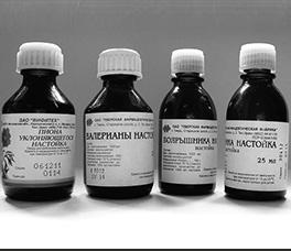 Алкоголиз лекарственными средствами
